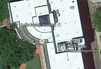 Leon County Courthouse, Tallahassee, Florida. 2014.